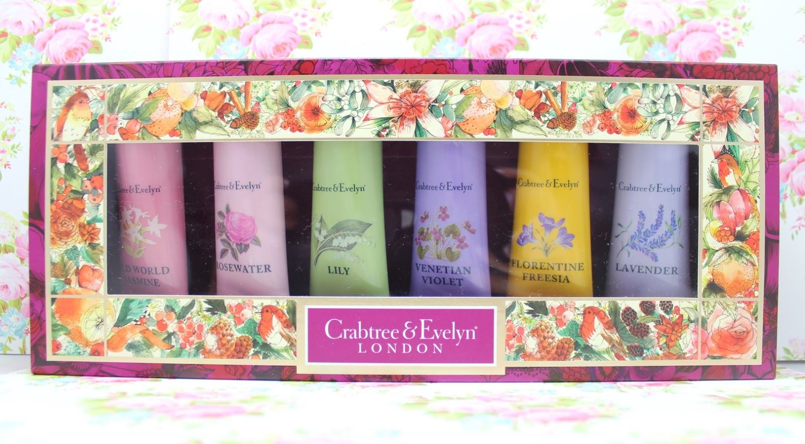 Crabtree & Evelyn Botanicals Hand Therapy Collection