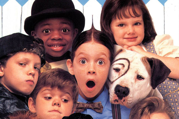 Little Rascals Then and Now ~ Domestic Sanity