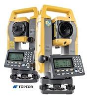 Topcon-GM-105positioning