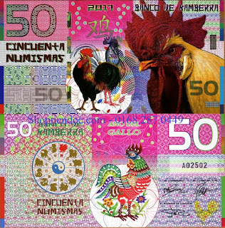Tiền con gà Kamberra