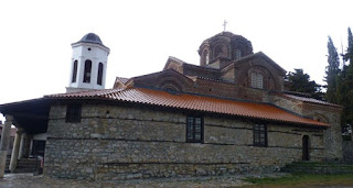 Ohrid, Sveta Bogorodica Perivleptos.