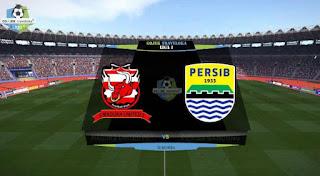 Susunan Pemain Madura United vs Persib Bandung 9 Juli 2017
