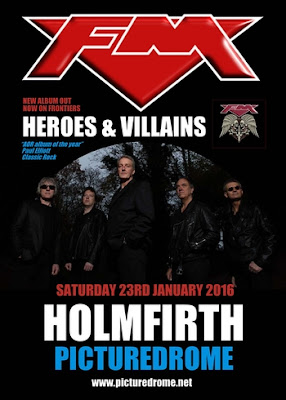FM at Holmfirth Picturedrome 23 Jan 2016