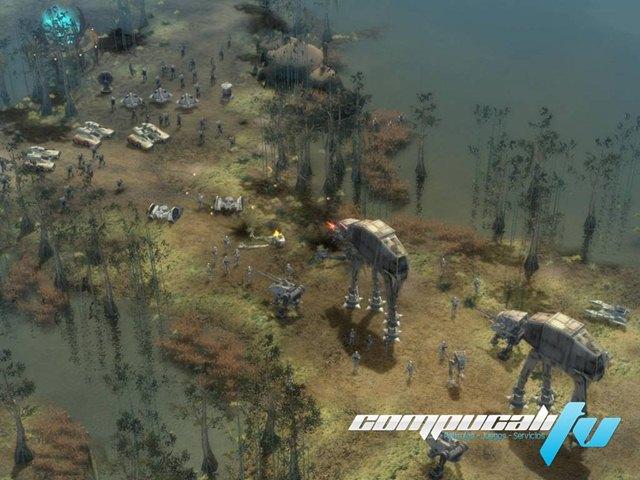Star wars Empire At War Gold Pack PC Full Español