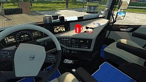 Modified Volvo 2012 + interior addons v6