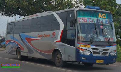 Bus Sumber Selamat ATB Surabaya Semarang