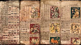 Escritura Maya - Códice