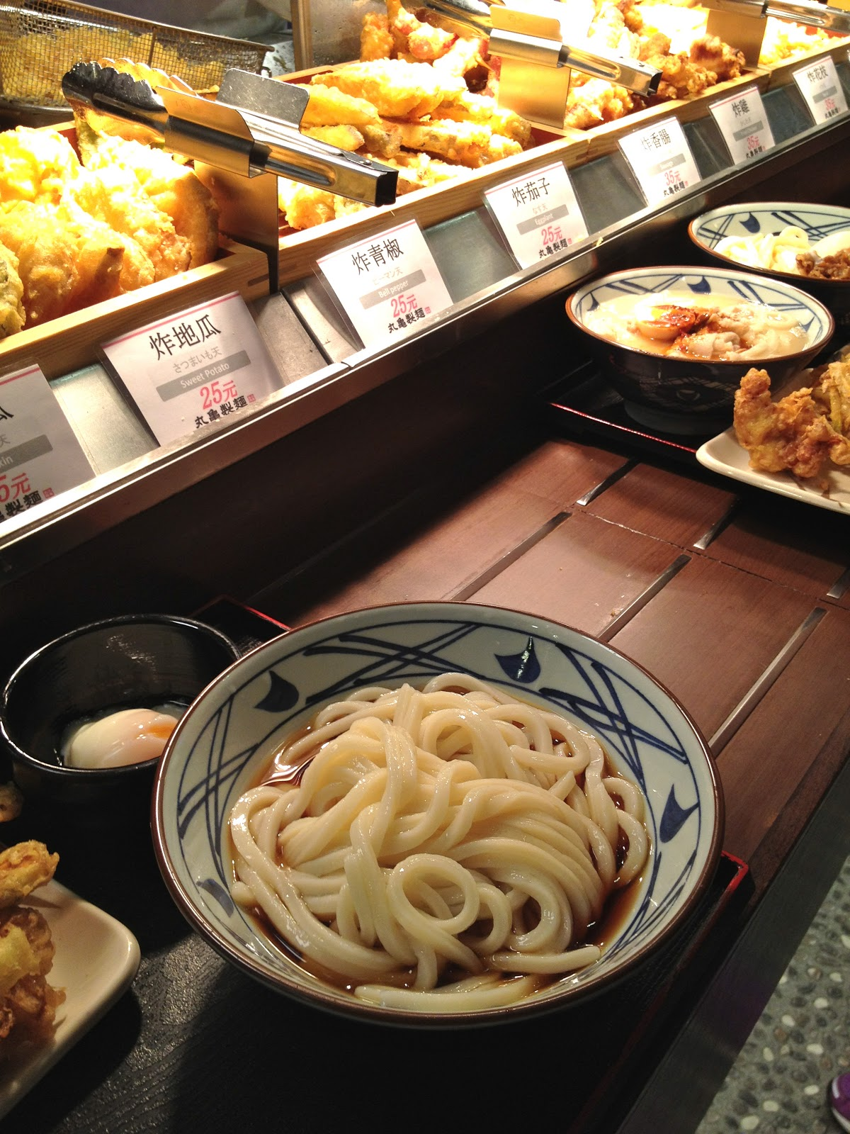 a hungry girl's guide to taipei: japanese/food court: i
