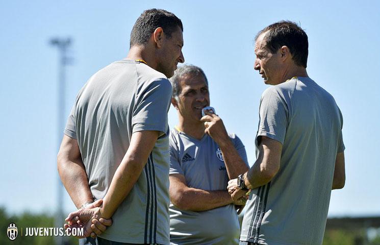 """Allegri: """"Juventus je među četiri najbolja tima Evrope"""""""