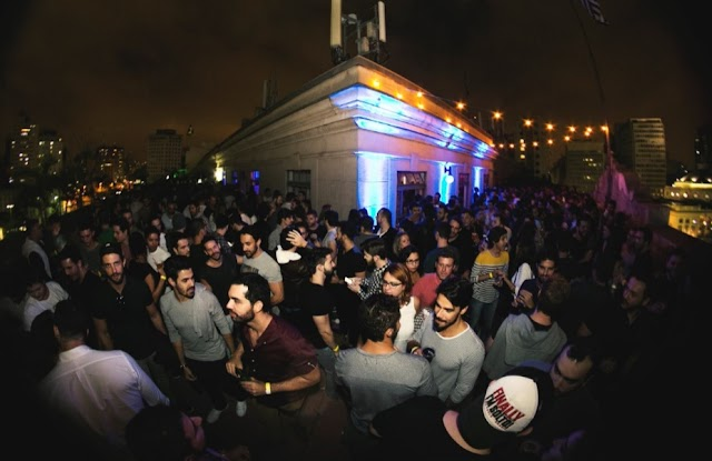 Shopping Light abre o Rooftop para eventos e festas