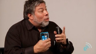 Steve Wozniak: complimenti al nuovo Windows Phone