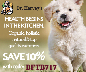 Save 10% on Dr. Harvey's with our ambassador code