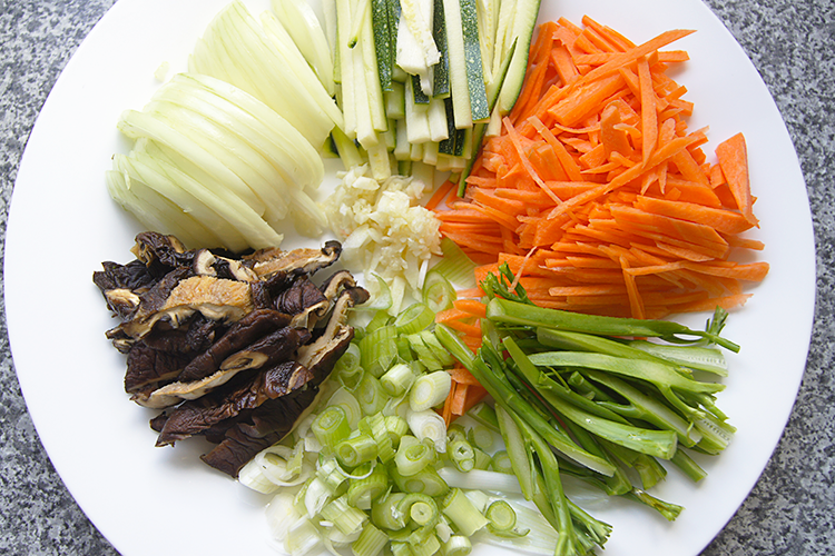 japchae-vegetables-julienne