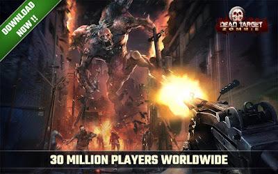 DEAD TARGET: Zombie screenshot 0