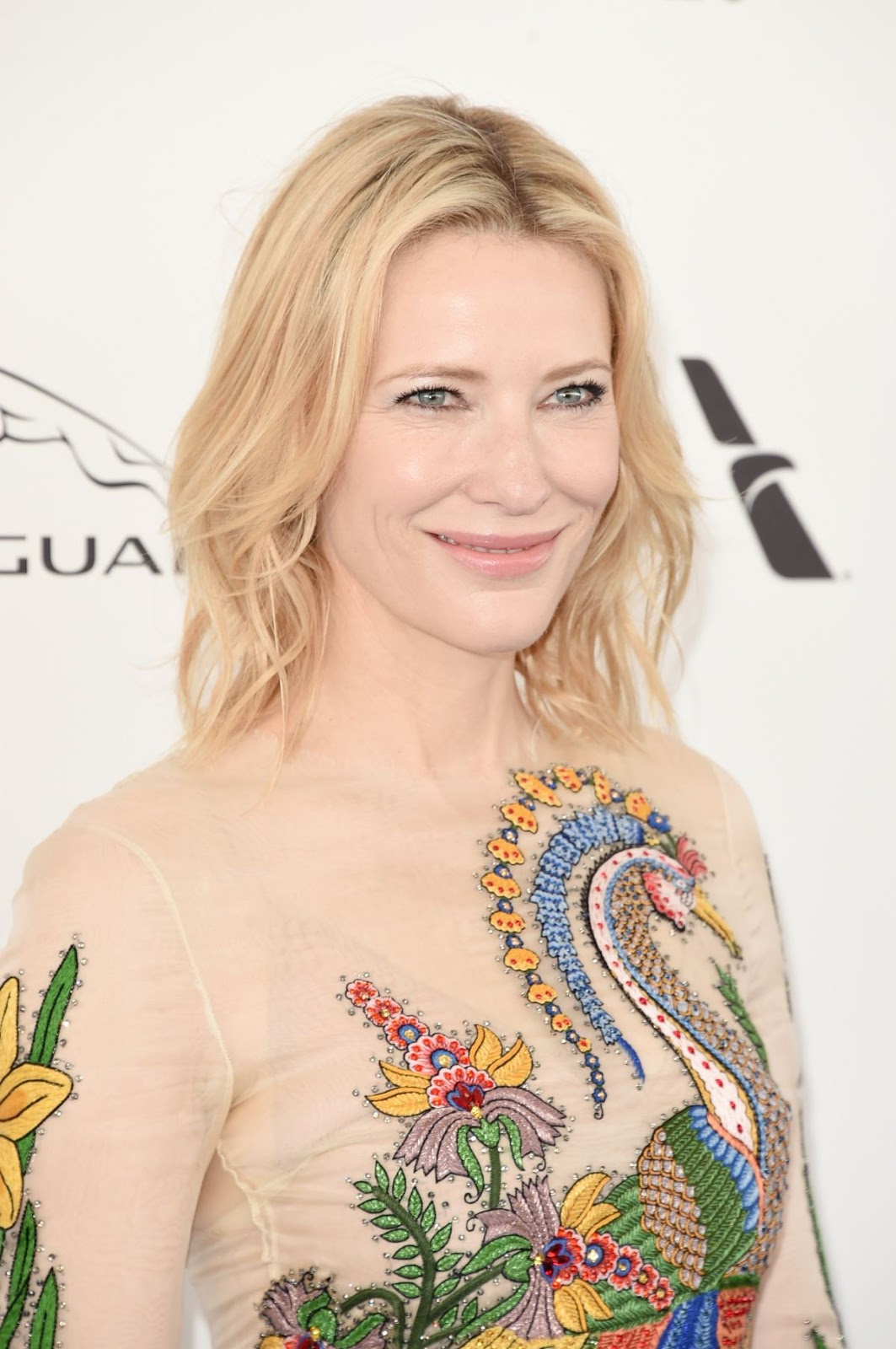 Manifesto actress Cate Blanchett at Film Independent Spirit Awards in Santa Monica