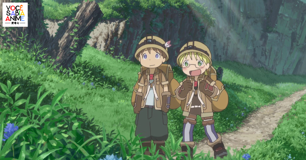 Anunciada segunda temporada de Made in Abyss