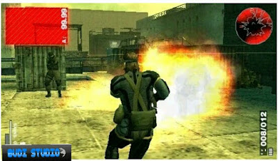 Metal Gear Solid: Portable Ops PSP PPSSPP 2