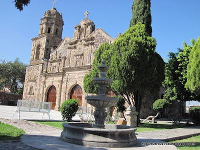 Iglesia de la Santa Cruz - Santa Cruz de las Flores