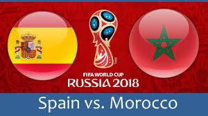 Tips Bola Piala Dunia Russia vs Spanyol