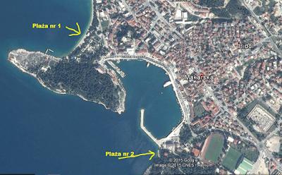 Top 16 plaże w Chorwacji