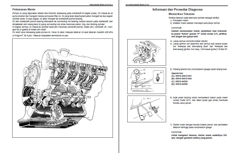 Suzuki Apv Repair Manual