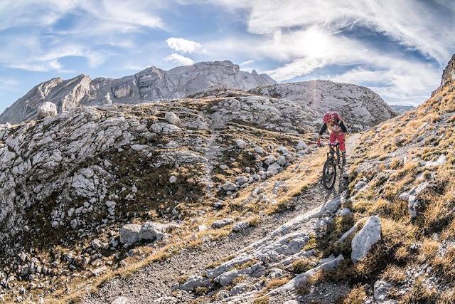 Enduro Tour Mountainbike Cima Josef