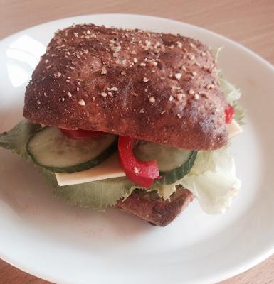 vegaanin aamupala