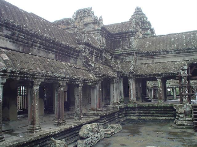 Monuments d'Angkor - Cambodge