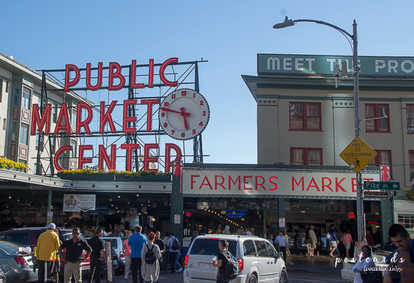 Seattle, Washington's Pike Place Market