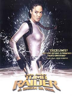 Lara Croft: Tomb Raider 2 - A Origem da Vida - BDRip Dual Áudio