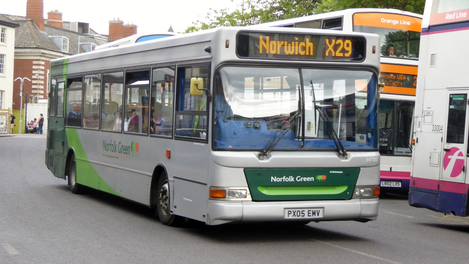 Plymothian Transit: Fleet News: Stagecoach