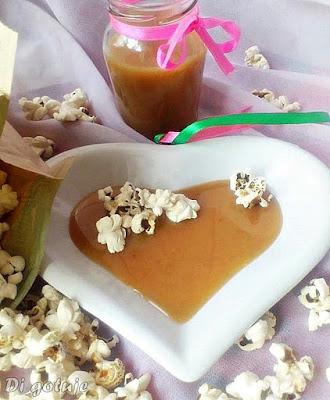 Solony karmel (Sauce caramel au beurre salé)
