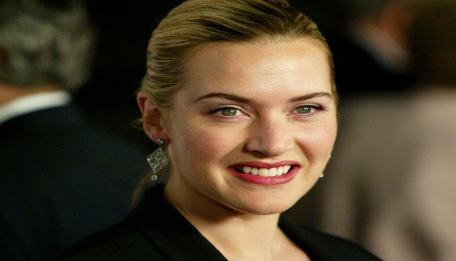 Kate Winslet Smile
