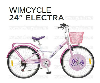 Sepeda Wimcycle Electra 24