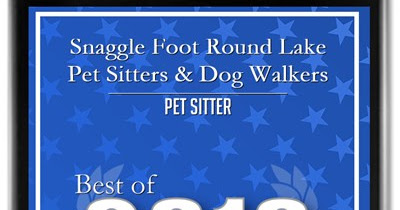 Snaggle Foot Round Lake Receives 2016 Best of Round Lake Award