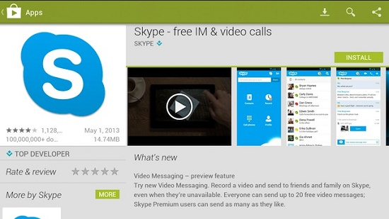 Aplikasi Video Call Android Paling Kece