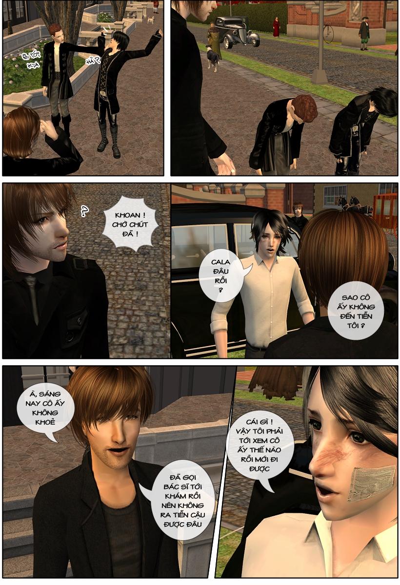 Truyện Sims - Earl Story chap 85 - Trang 8