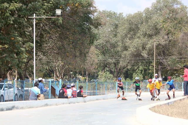 skating classes at sr nagar in hyderabad