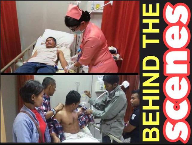 Letjen (Purn) Suryo Prabowo: Sejak Kapan Piyama Rumah Sakit Warnanya Merah Kotak-Kotak?