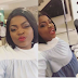 New Photos Of A Heavily Pregnant Funke Akindele