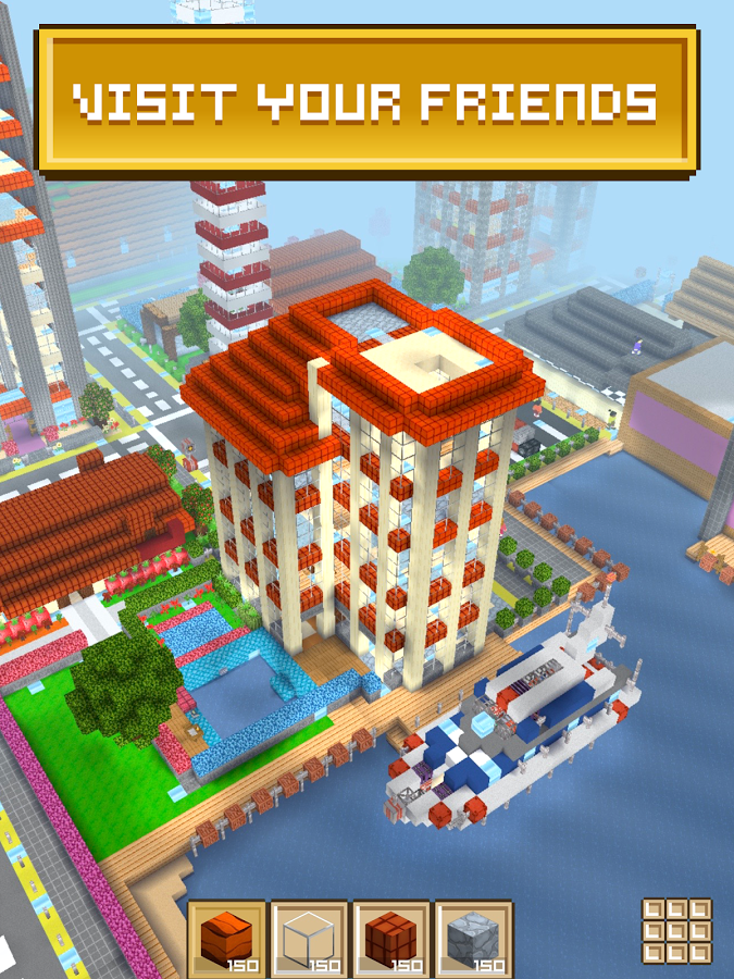Block Craft 3D Building Game MOD APK
