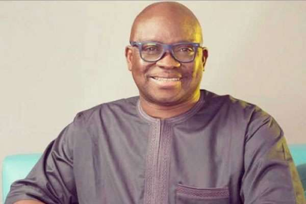 Governor Ayo Fayose Emerges Chairman Of PDP Governors' Forum