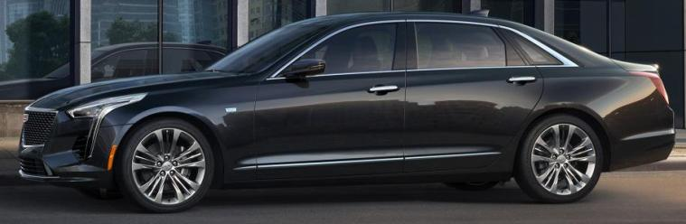 Saxton On Cars 2019 Cadillac Ct6 V Sport