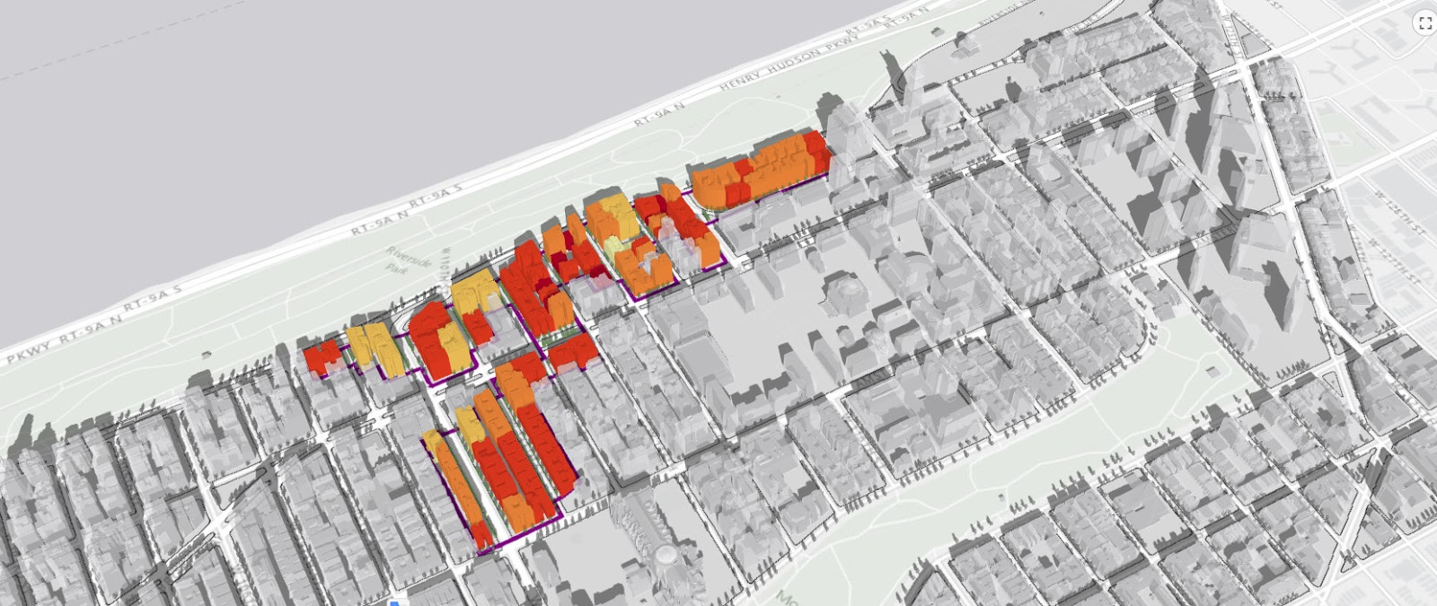 Morningside Heights Historic District Explorer