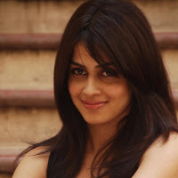 Cute genelia in black jeans