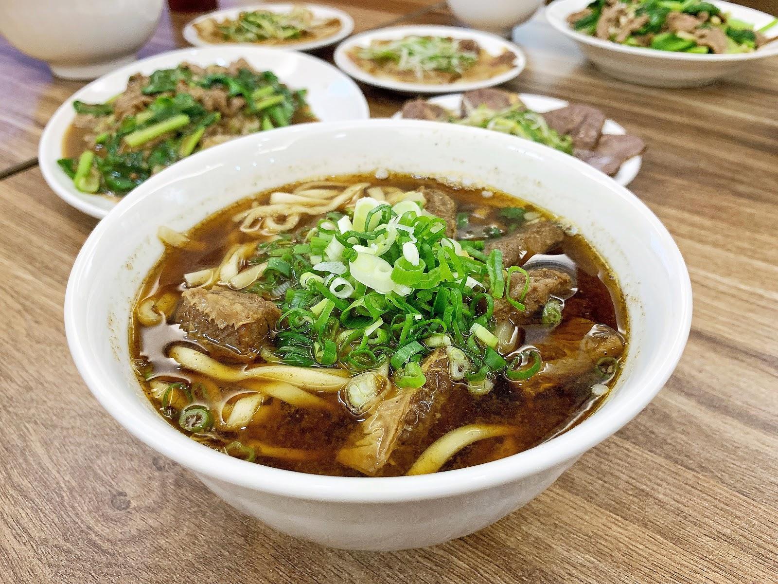 台南中西區美食只有牛牛肉麵