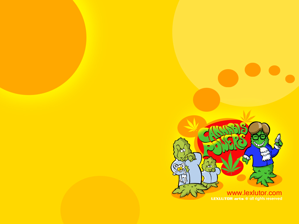 Marihuana Wallpapers HD Caricaturas!