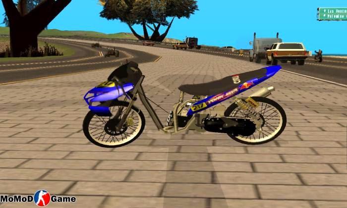Vario Drag Mod GTA San Andreas