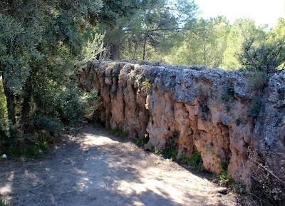 ruta por la acequia del Toril. Acequia del Toril. Granada