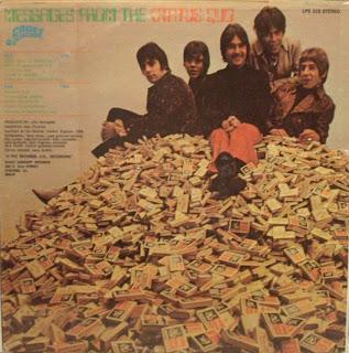 Vinyl Exam Messages From The Status Quo Status Quo